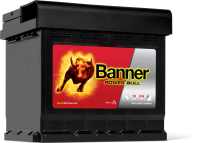BANNER 50Ah Power Bull P+ P5003